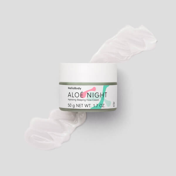 Aloe Night Hydrating Sleeping Face Cream
